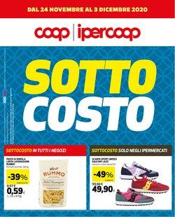 Offerte Iper Supermercati nella volantino di Coop a Palermo ( Pubblicato ieri )
