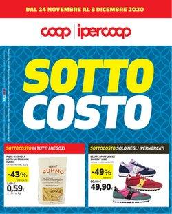 Offerte Iper Supermercati nella volantino di Coop a Belluno ( Pubblicato ieri )