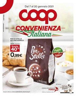 Catalogo Coop a Saronno ( Scade domani )