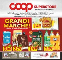 Catalogo Coop a Bari ( Per altri 3 giorni )