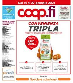 Catalogo Coop a Lucca ( Per altri 10 giorni )