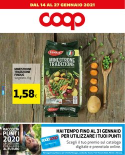 Offerte Iper Supermercati nella volantino di Coop a Tolmezzo ( Per altri 4 giorni )