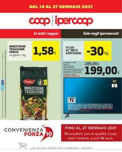 Offerte Iper Supermercati nella volantino di Coop a Legnago ( Per altri 5 giorni )