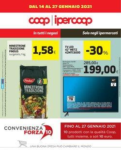 Offerte Iper Supermercati nella volantino di Coop a Senigallia ( Per altri 2 giorni )