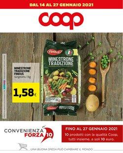 Offerte Iper Supermercati nella volantino di Coop a San Donà di Piave ( Scade domani )