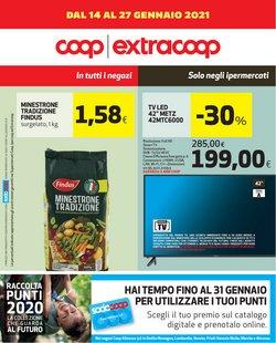 Offerte Iper Supermercati nella volantino di Coop a Ravenna ( Per altri 5 giorni )