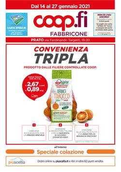Catalogo Coop a Prato ( Scade domani )