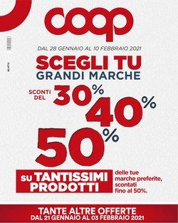 Offerte Iper Supermercati nella volantino di Coop a Cherasco ( Per altri 13 giorni )