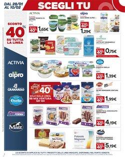 Offerte di Yogurt bianco a Coop