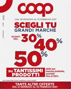Offerte Iper Supermercati nella volantino di Coop a Savona ( Per altri 14 giorni )