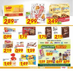 Offerte di Biscotti al cioccolato a Coop