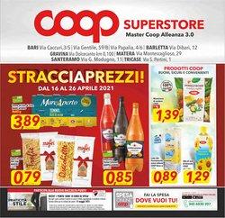 Offerte Iper Supermercati nella volantino di Coop a Bisceglie ( Per altri 3 giorni )