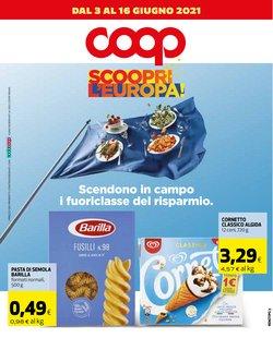 Offerte di Coop nella volantino di Coop ( Scade domani)