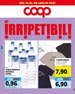 Offerte di Coop nella volantino di Coop ( Per altri 3 giorni)