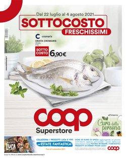 Offerte di Coop nella volantino di Coop ( Scaduto)