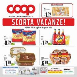 Offerte di Coop nella volantino di Coop ( Più di un mese)
