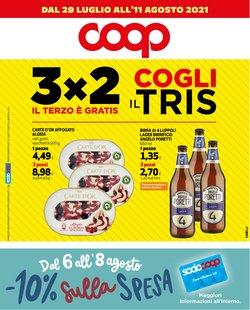Offerte di Coop nella volantino di Coop ( Per altri 10 giorni)