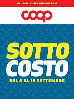 Offerte di Iper Supermercati nella volantino di Coop ( Scade domani)