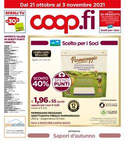 Offerte di Coop nella volantino di Coop ( Per altri 7 giorni)