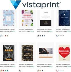 Offerte Libreria e Cartoleria nella volantino di Vistaprint a Brescia ( Scade oggi )