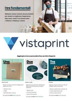 Offerte Libreria e Cartoleria nella volantino di Vistaprint a Catania ( Per altri 27 giorni )