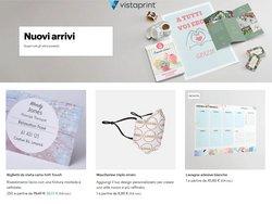 Offerte di Libreria e Cartoleria nella volantino di Vistaprint ( Per altri 3 giorni)