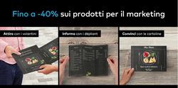 Offerte di Vistaprint nella volantino di Roma