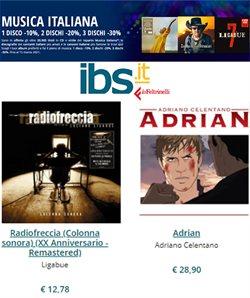 Offerte Libreria e Cartoleria nella volantino di Libreria IBS a Catania ( Per altri 6 giorni )