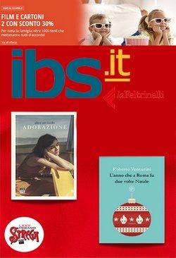 Catalogo Libreria IBS ( Scaduto )