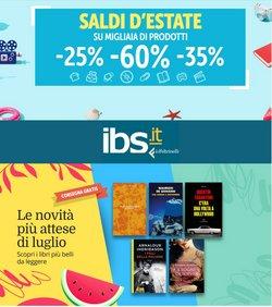 Offerte di Libreria e Cartoleria nella volantino di Libreria IBS ( Per altri 5 giorni)