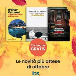 Offerte di Libreria e Cartoleria nella volantino di Libreria IBS ( Per altri 3 giorni)