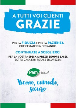 Catalogo Pam local a Vicenza ( Per altri 4 giorni )