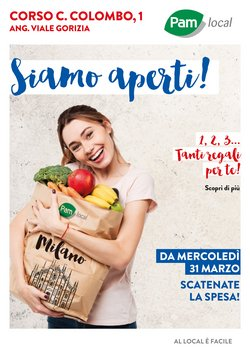 Catalogo Pam local a Lissone ( Scaduto )
