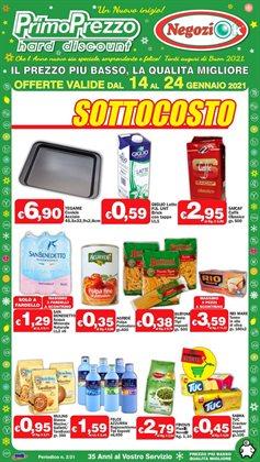 Offerte Discount nella volantino di Primo Prezzo a Barletta ( Per altri 5 giorni )