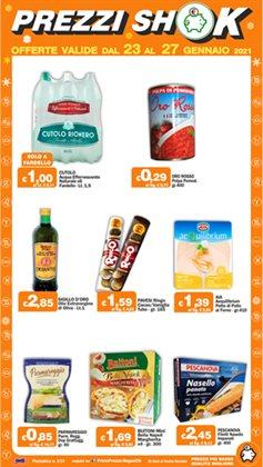 Offerte Discount nella volantino di Primo Prezzo a Altamura ( Scade oggi )
