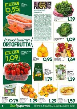 Offerte di Broccoli a Gran Risparmio