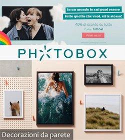 Offerte di Elettronica e Informatica nella volantino di Photobox ( Scade domani)