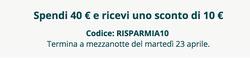 Offerte di Photobox nella volantino di Roma