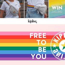 Offerte di Kipling nella volantino di Kipling ( Pubblicato ieri)