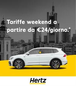 Offerte Viaggi nella volantino di Hertz a Genova ( Più di un mese )