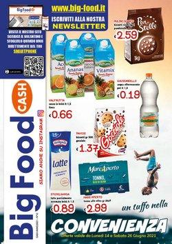 Offerte di Big Food nella volantino di Big Food ( Per altri 8 giorni)