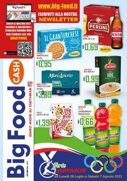 Offerte di Big Food nella volantino di Big Food ( Per altri 9 giorni)
