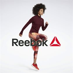 Offerte Sport nella volantino di Reebok a Priolo Gargallo ( Più di un mese )