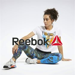 Offerte Sport nella volantino di Reebok a Viareggio ( Per altri 5 giorni )