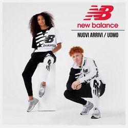 Offerte di Sport nella volantino di New Balance ( Più di un mese)