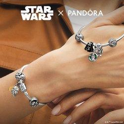 Offerte di Grandi Firme nella volantino di Pandora ( Pubblicato oggi)