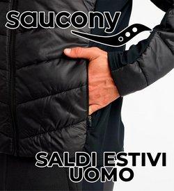Offerte di Saucony nella volantino di Saucony ( Pubblicato ieri)