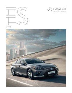 Offerte di Lexus nella volantino di Lexus ( Più di un mese)