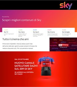 Catalogo Sky a Messina ( Scaduto )