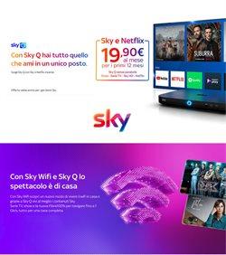 Offerte Elettronica e Informatica nella volantino di Sky a Schio ( Per altri 3 giorni )